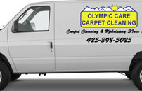 About Olympic Care Carpet Cleaning